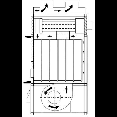 Space Heater Ventilation